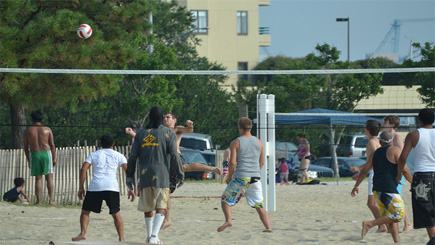 Young Adult VBS (Volleyball Bible Study)